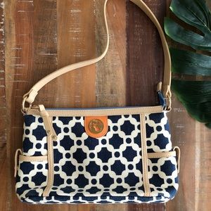 Spartina 449 | Daufuskie Island Blue/White Purse